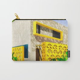 Cobogó architecture Carry-All Pouch