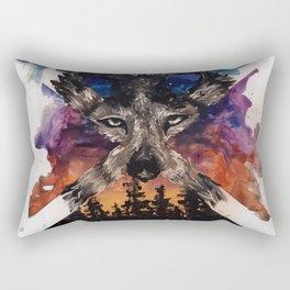 Wolfpack Rectangular Pillow