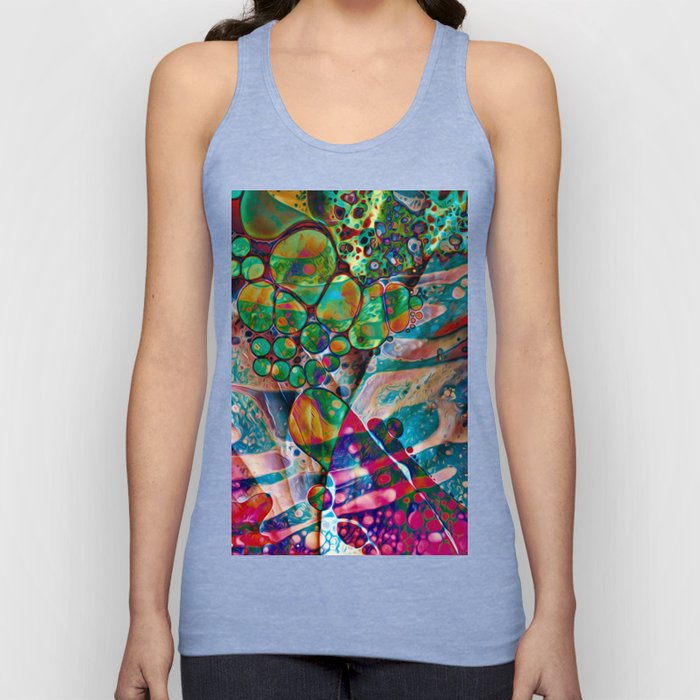 Palm of My Hand Unisex Tank Top