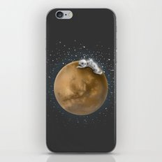 Lost in a Space / Marsporror iPhone Skin