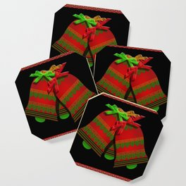 Christmas Bells Coaster