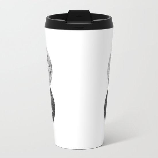 Severed Metal Travel Mug