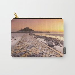Saint Michaels Mount in Cornwall, England Carry-All Pouch