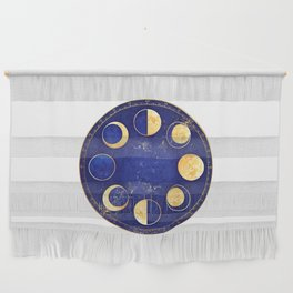 Celestial Atlas :: Lunar Phases Wall Hanging