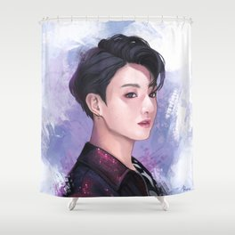 Fake Love Shower Curtain