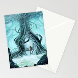 Mimir`s Well Stationery Cards
