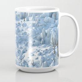 Snow Environment Coffee Mug