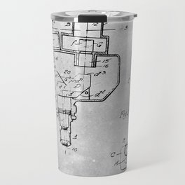 Binocular microscope Travel Mug