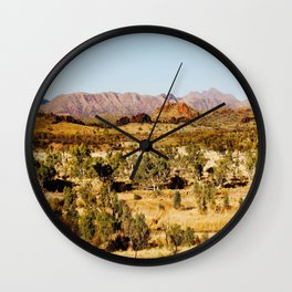 West Macs Wall Clock