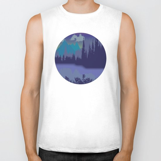My Nature Collection No. 21 Biker Tank