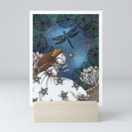 The Golden Ball Mini Art Print