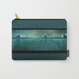 Underwater city, apocalypse Carry-All Pouch
