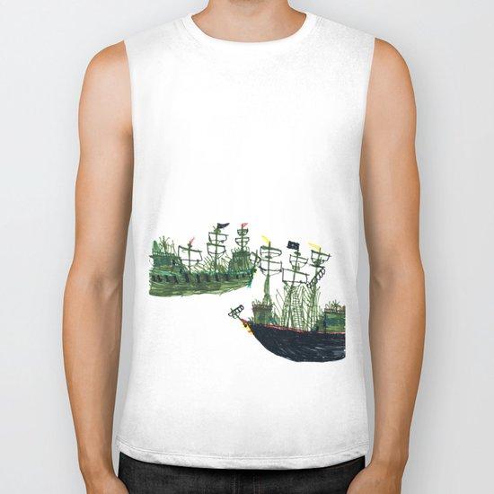 Ships Biker Tank