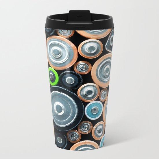 Energize Metal Travel Mug