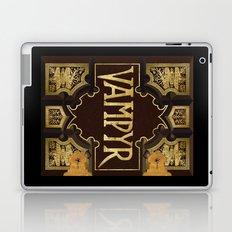 Vampyr Book -- Buffy the Vampire Slayer Laptop & iPad Skin