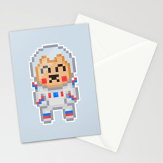 8Bit Astrobear Stationery Cards