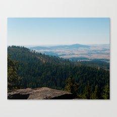 Moscow Mountain Canvas Print
