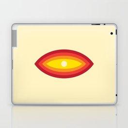 Vintage 70's Rainbow Eye Laptop & iPad Skin