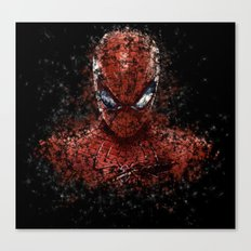 Spider Spider-Man Canvas Print