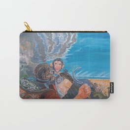 The Massacre of Reflections Carry-All Pouch