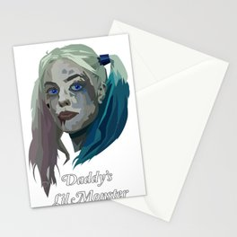 Margot Robbie - Harley Quinn Stationery Cards