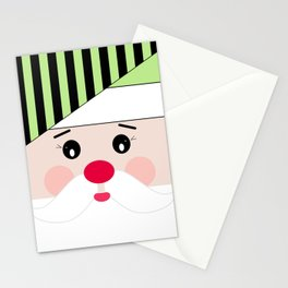 Santa Claus 4 Stationery Cards