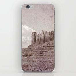 Old West Monument Valley iPhone Skin
