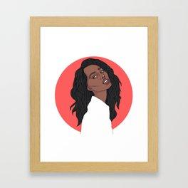 Sweet as Candy Framed Art Print