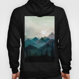 Mountain Sunrise II Hoody