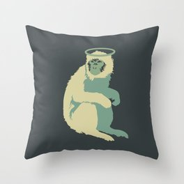 Pixies Doolittle Monkey Alternative Rock Design Throw Pillow