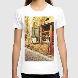 Tuscany, Italy Street Scene T-shirt