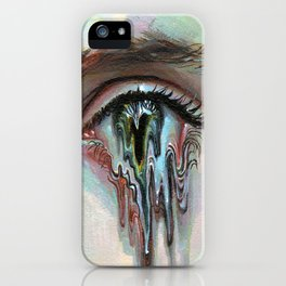 MINDMELTER iPhone Case