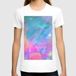 CHARRED BOATS SAIL TO DANDELIONLAND, T-shirt