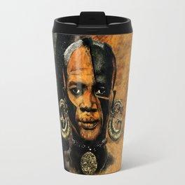 Man AFRICAN Travel Mug