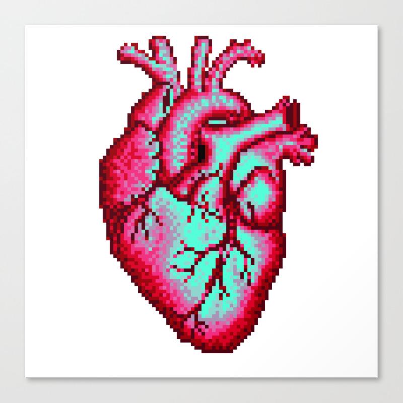 images?q=tbn:ANd9GcQh_l3eQ5xwiPy07kGEXjmjgmBKBRB7H2mRxCGhv1tFWg5c_mWT Pixel Art Heart @koolgadgetz.com.info