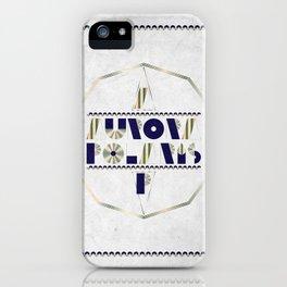 AURORA POLARIS#01 iPhone Case