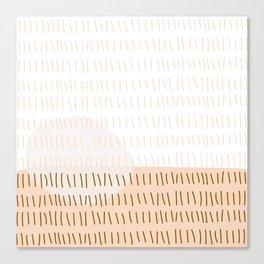 Coit Pattern 16 Canvas Print