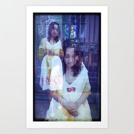 Liliana Art Print