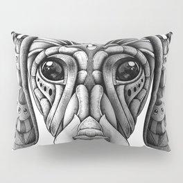Ornate Dachshund Pillow Sham