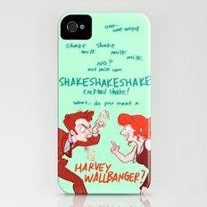 HOW IS HARVEY WALLBANGER ONE WORD Slim Case iPhone (4, 4s)