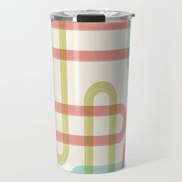 Japanese Pattern: Summer Travel Mug