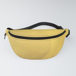Yellow Tulip Fanny Pack