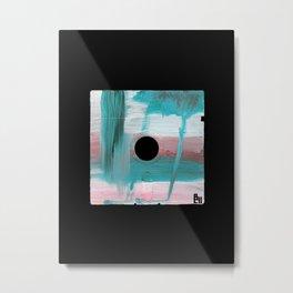 Floppy 31 Metal Print