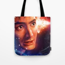 The Time Lord Victorious Tote Bag