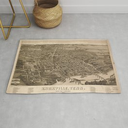 Knoxville 1866 Rug