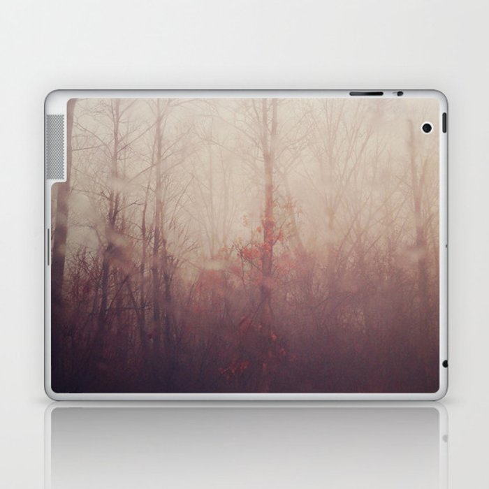 Winter Haze Laptop & iPad Skin