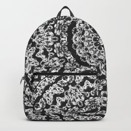 diamond mandala Backpack