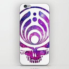 DJ GALAXY iPhone Skin