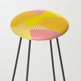 Peachy to the Max Counter Stool