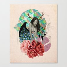 Sensasian II: Bambina Canvas Print